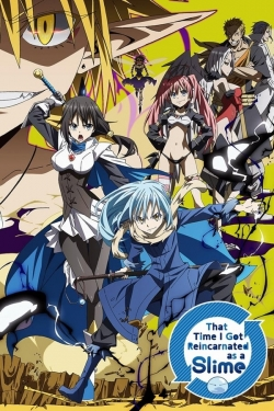 hd-That Time I Got Reincarnated as a Slime